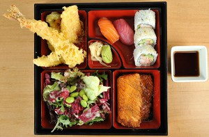 salmon-teriyaki-bento-box